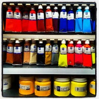 Photo taken at Van Beek Art Supplies by Gabi H. on 8/11/2012