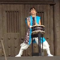 Photo taken at Matsuriza Taiko Drummers by Brady J. on 2/25/2012