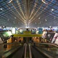 Photo taken at Terminal 2F by Bohdan on 5/1/2012