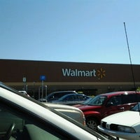 Photo taken at Walmart Supercenter by Chris A. on 5/11/2012