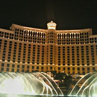 Photo taken at Bellagio Hotel & Casino by Lorena Y. on 8/12/2012