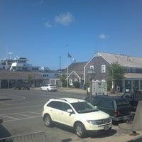 Photo taken at Steamship Authority - Nantucket Terminal by Allan K. on 7/10/2012