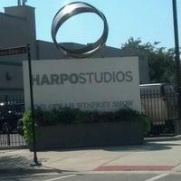 Photo taken at Harpo Studios by Nicole T. on 8/24/2012