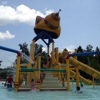 Photo taken at Water Country USA by Angel O. on 6/25/2012