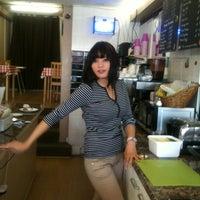 Photo taken at Montpelier Café by Miss K. on 7/13/2012
