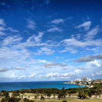 Photo taken at Sonesta Maho Beach Resort & Casino by Nathan B. on 3/23/2012