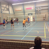 Photo taken at Sportcentrum 't Wooldrik by Huib G. on 6/27/2012