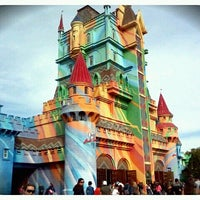 Photo taken at Beto Carrero World by Mônica C. on 7/23/2012