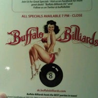 Photo taken at Buffalo Billiards by Dave H. on 5/24/2012