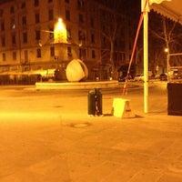 Photo taken at Piazza Garibaldi by Max B. on 3/16/2012