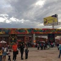 Photo taken at Feria Nacional Potosina by Galletho on 8/20/2012