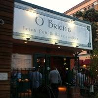 Photo taken at O'Brien's Irish Pub & Restaurant by Jarrod K. on 4/29/2012