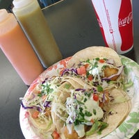 Photo taken at Burrito Boy Taqueria by Alex F. on 6/15/2012