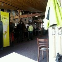 Photo taken at Abom Cafe by Karl V. on 7/8/2012
