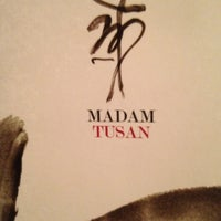 Photo taken at Madam Tusan by Ignacio V. on 8/26/2012