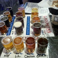 Photo taken at Lagunitas Brewing Company by Ryan G. on 3/4/2012