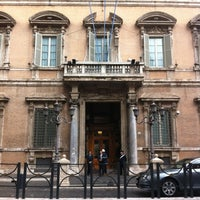 Photo taken at Palazzo Madama by Antonio D. on 4/20/2012