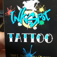 Photo taken at Ink Spot by Traci L. on 6/9/2012