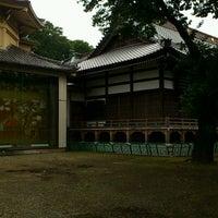 Photo taken at 明顕山 祐天寺 by Unane D. on 6/18/2012