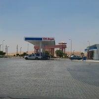 Photo taken at Oilibya by Mohamed N. on 7/7/2012