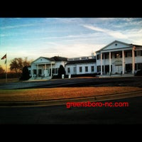 Photo taken at Starmount Forest Country Club by Greensboro, NC (@greensboro_nc) on 6/12/2012