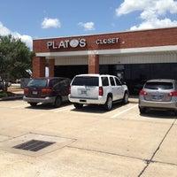 Photo taken at Plato's Closet - Katy by Dat L. on 6/15/2012