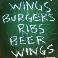 Photo taken at The WingBar by Jennette M. on 8/25/2012