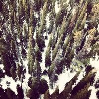 Photo taken at PEAK 2 PEAK Gondola by Noah C. on 2/8/2012