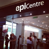 Photo taken at EpiCentre by Adhi G. on 4/20/2012