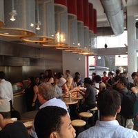 Photo taken at Chipotle Mexican Grill by Tom S. on 7/31/2012