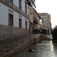 Photo taken at MARCO Vigo by Ramsemin H. on 4/14/2012