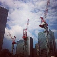 Photo taken at JR東京駅 八重洲南口 by 元吉 崇. on 5/18/2012
