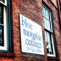 Photo taken at Blue Mountain Coffees by Linda H. on 5/28/2012