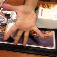 Photo taken at Burger King by Erok on 3/11/2012