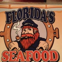 Photo taken at Florida Seafood Bar & Grill by Peter A. on 7/9/2012