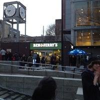 Photo taken at Ben & Jerry's Partnershop by Tonia on 4/4/2012