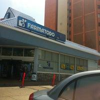 Photo taken at Farmatodo by Antonio on 7/15/2012