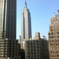 Photo taken at Residence Inn New York Manhattan/Times Square by Dimka N. on 7/23/2012