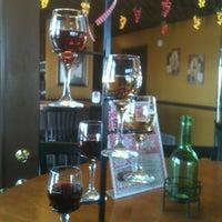 Photo taken at Vinomondo Wine Bar & Brew Pub by Jnine on 8/29/2012