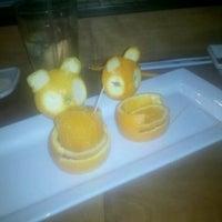 Photo taken at Sushi Train by Carolyn on 6/4/2012