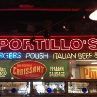 Photo taken at Portillo's by Tobey on 7/4/2012