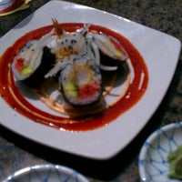 Photo taken at Monstera Sushi & Noodles by Terry H. on 3/25/2012