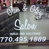 Photo taken at G&G Salon by GWEN C. on 8/11/2012