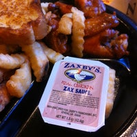 Photo taken at Zaxby's by Dee R. on 4/17/2012