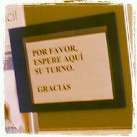 Photo taken at BBVA Oficina by Pepe M. on 6/29/2012