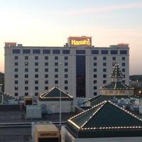 Photo taken at Harrah's Joliet Hotel & Casino by Jonathan K. on 8/18/2012