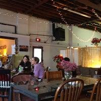 Photo taken at Boccato Gelato & Espresso by Owen P. on 2/11/2012