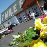 Photo taken at 7 Mile Fair by senator d. on 5/13/2012