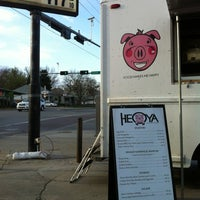 Photo taken at Heoya by Liz H. on 3/22/2012