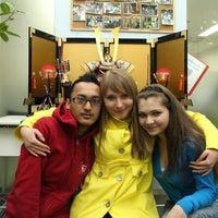 Photo taken at Kudan Institute of Japanese Language by Ryo J. on 4/19/2012